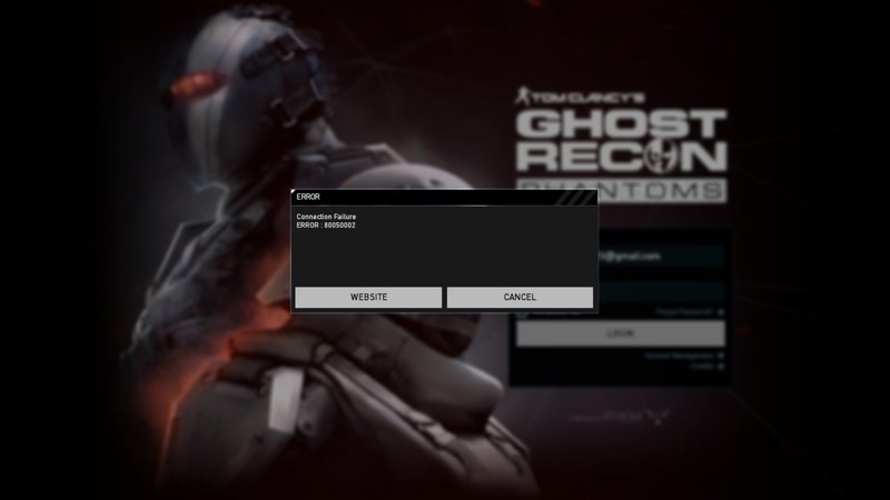 Petition Ghost Recon Phantoms