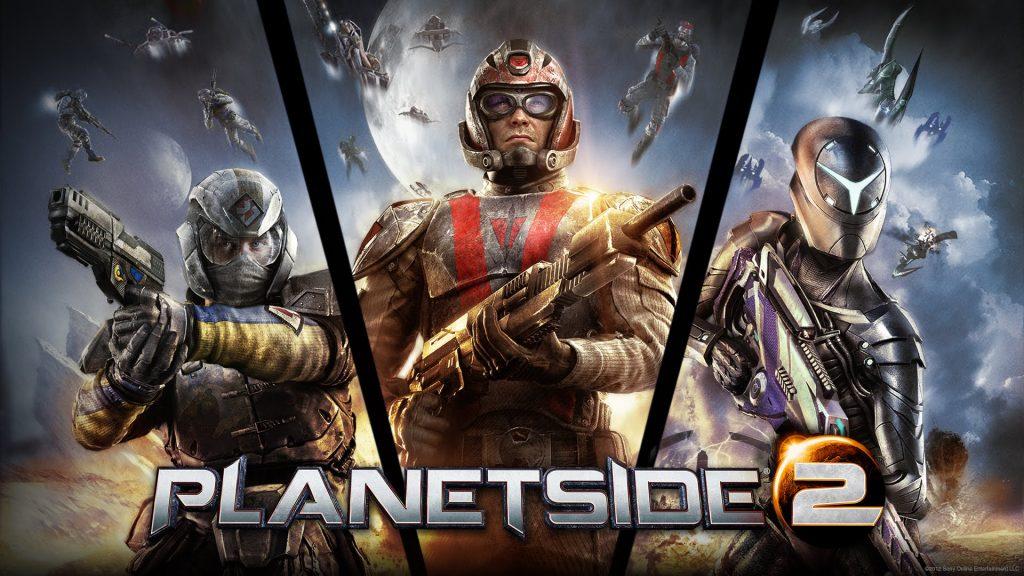 Planetside 2 jeu en ligne multijoueurs