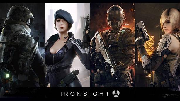 Ironsight jeu en ligne
