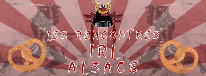 Rencontre gamers IRL Alsace